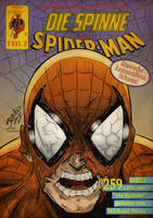Spider-Man Die Spinne Retro Cover Part 2 by BouncieD