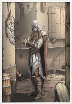 Ezio Auditore Assassin's Creed II Colorjob