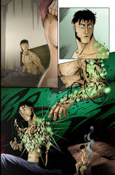 Sequential Coloring The Changer # 1 Page 24