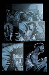 Sequential Coloring The Changer # 2 Page 18.