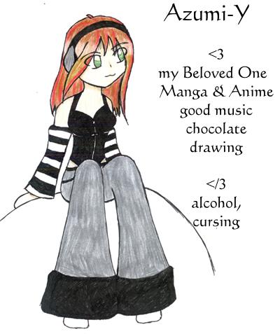 Azumi-Y's Profile Picture