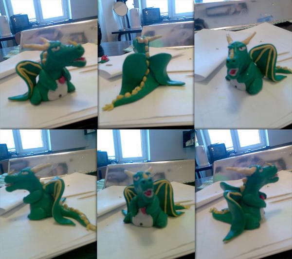 Dragon - Gift by Azumi-Y