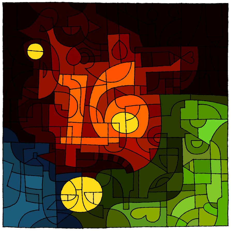 Deviant Art 16 years by Ferrum95