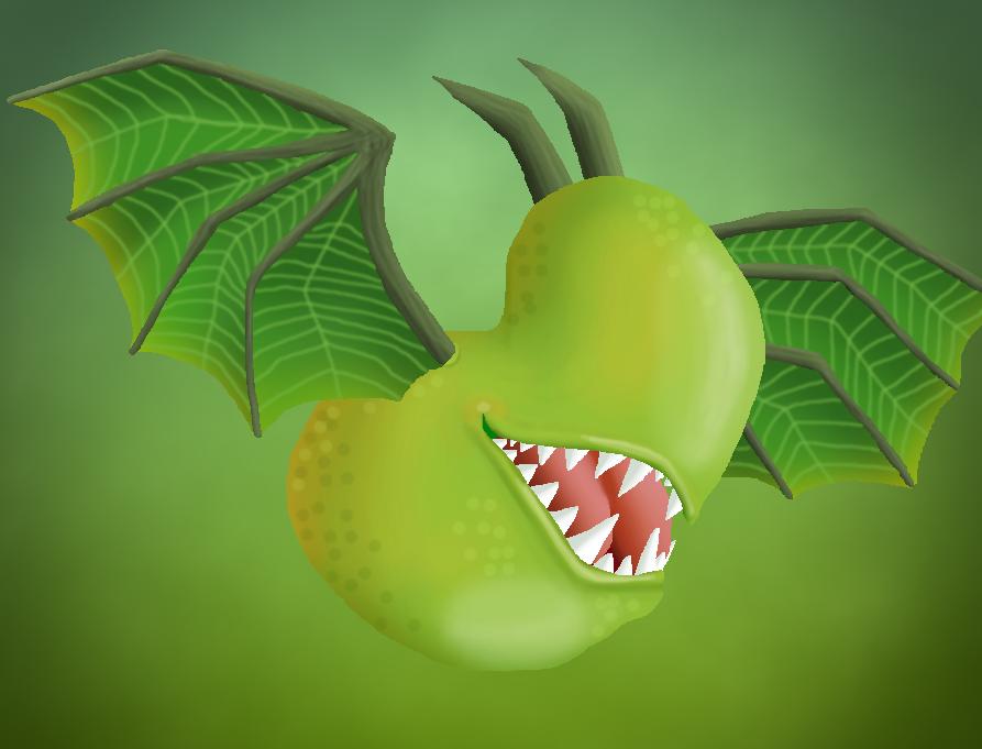 Dragonpear by Ferrum95