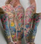 Sea sleeve