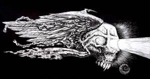 Hells Angel's Skull