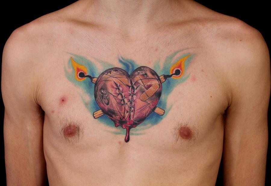 matching heart tattoo tattoos i like pinterest