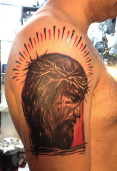Freehand Jesus