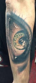 Freehand eye