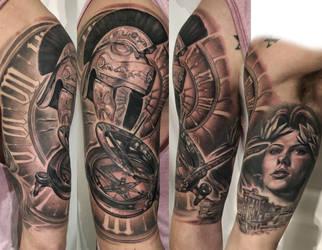 Roman 1/2 sleeve