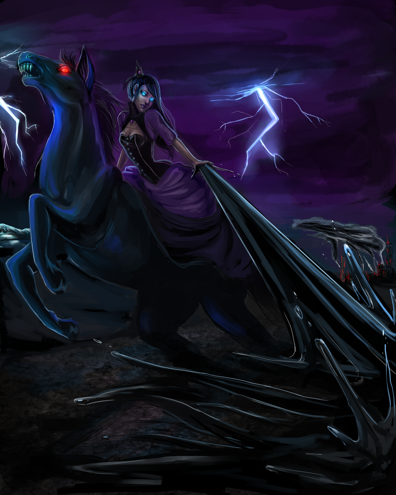 Dark by Berserk-Cyborg-Panda