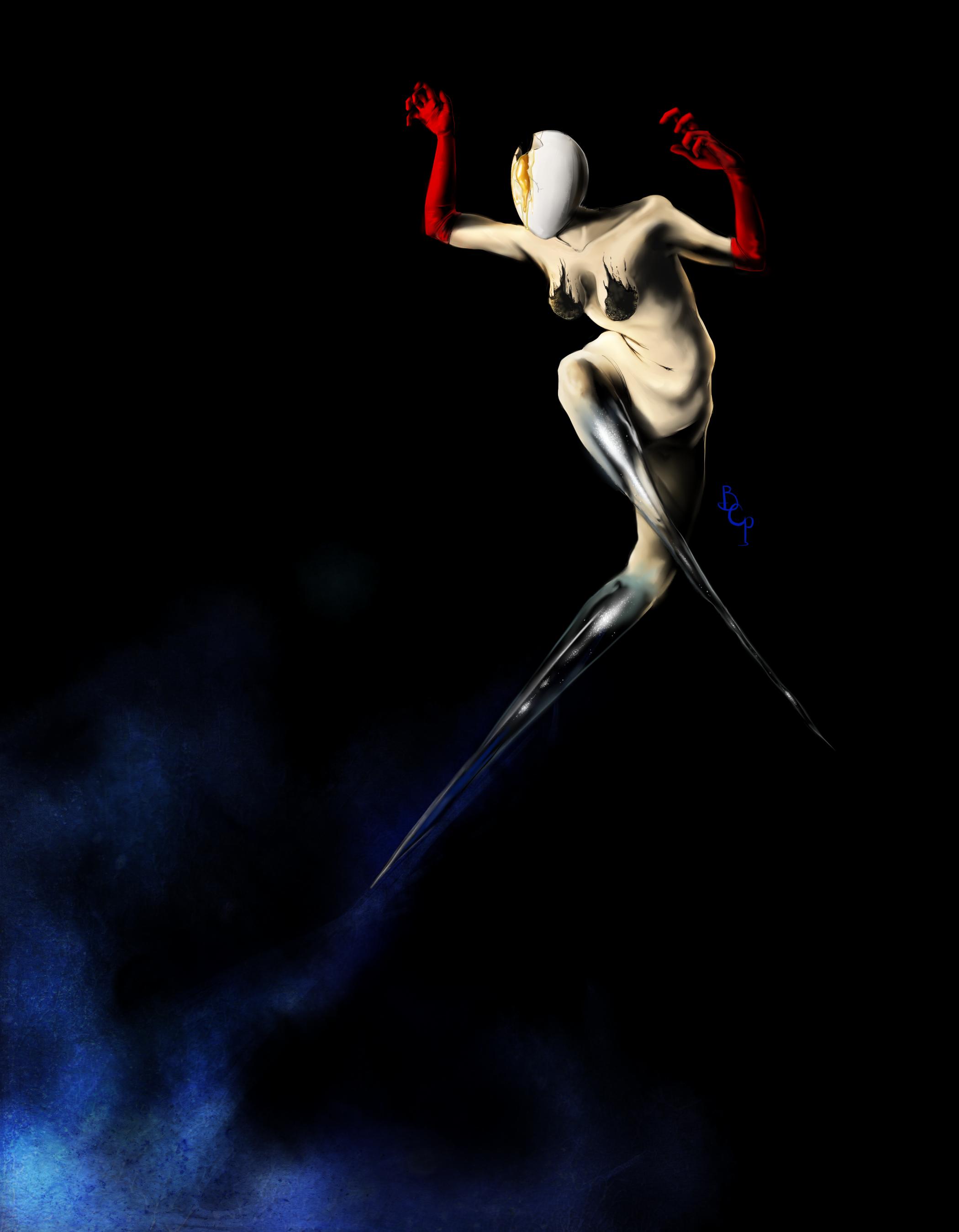 Cold Feet by Berserk-Cyborg-Panda