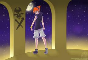 Kingdom Hearts - Dream Drop Distance by TsukiAnimeGirl