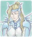 The Holy Dragoon by TsukiAnimeGirl