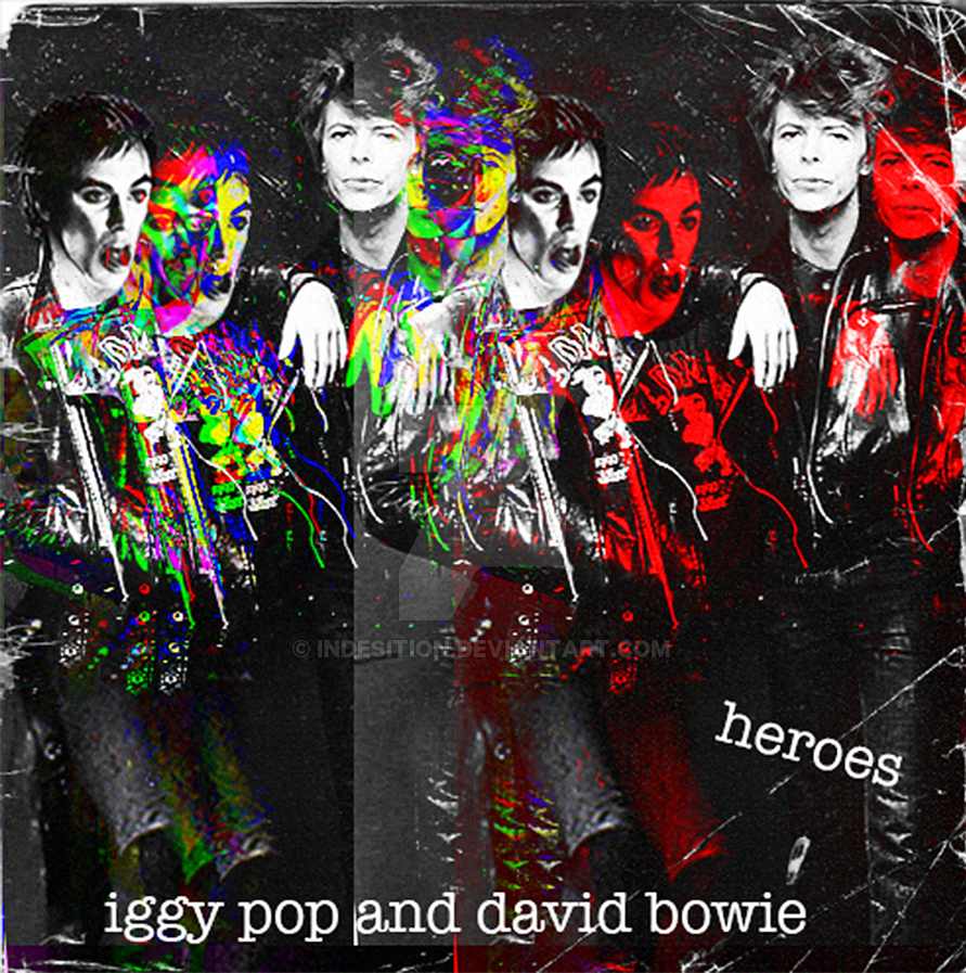1977: Heroes by indesition