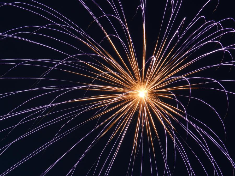 Canada Day Fireworks 10 by JemOpal112