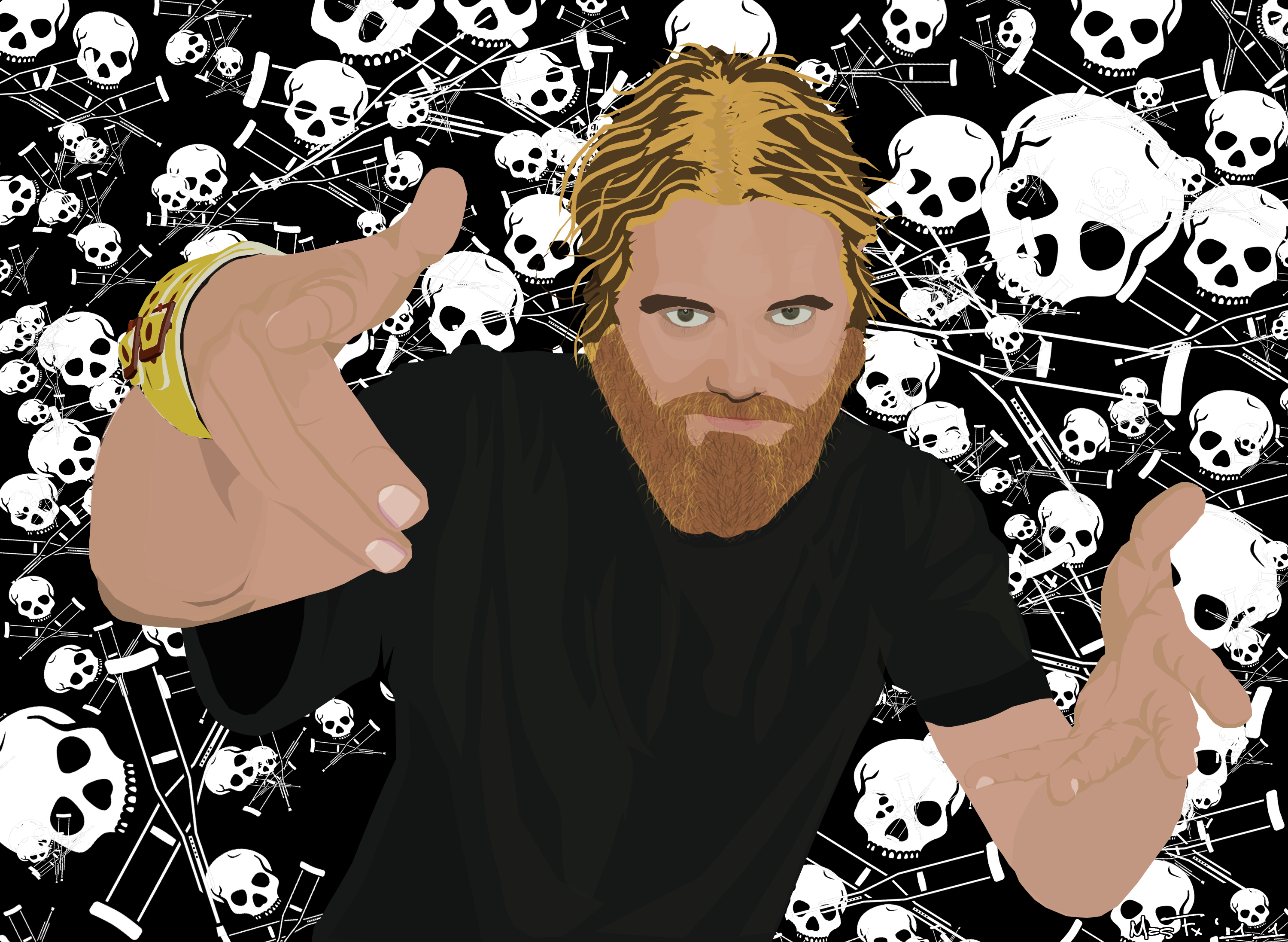 Ryan Dunn Tribute No Text By Masfx On Deviantart