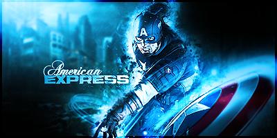 AmericanExpress Tag