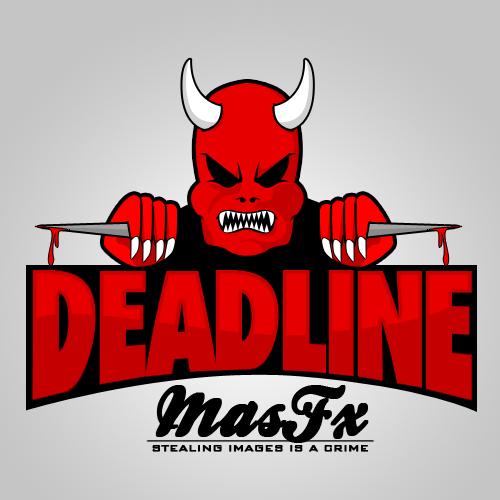 deadline logo by masfx on deviantart