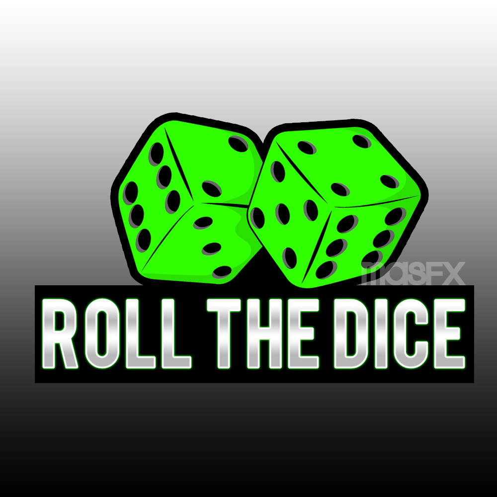 Roll the Dice Logo by MasFx