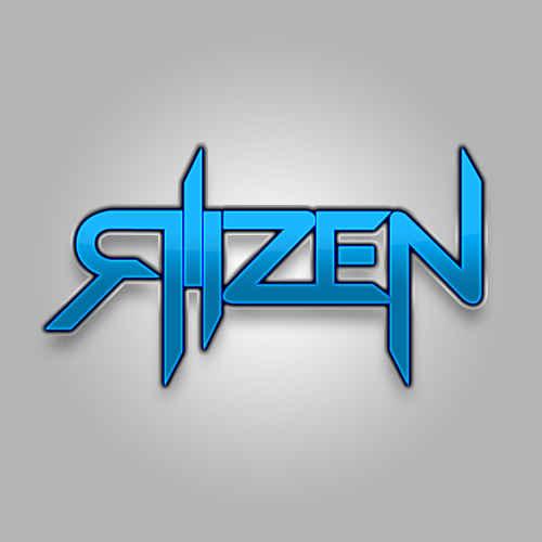 Rizen Logotype by MasFx on DeviantArt