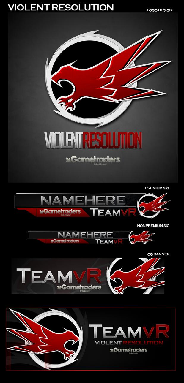 Violent Resolution Team Package By MasFx On DeviantArt