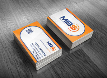 MBS Business Card Mock-up