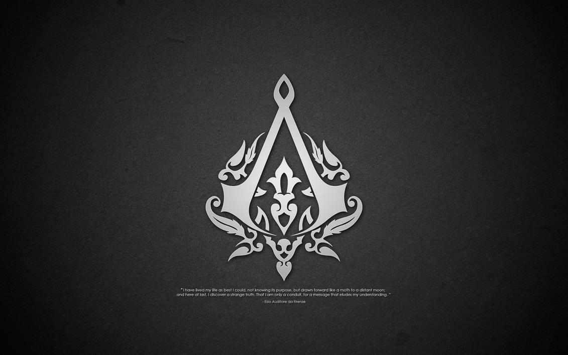 Wallpaper Of Assassins Creed 3 Symbol