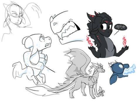 TAN doodles 3