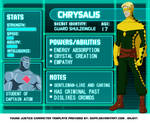 JG - Chrysalis BIO