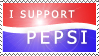 I support Pepsi by Rowing1s4me