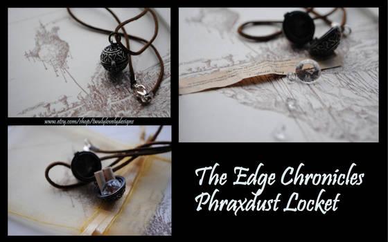 Edge Chronicles Captain Twig's Phraxdust Locket