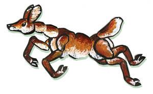 Deer Puppet by FablePaint