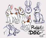 Design Auction: Rabbit-Dog