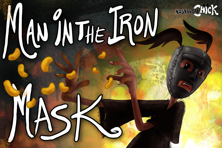 Man in the Iron Mask by FablePaint