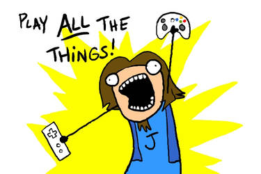Play ALL the Things by FablePaint