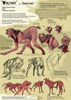 NPC Zombie: Wolfboy