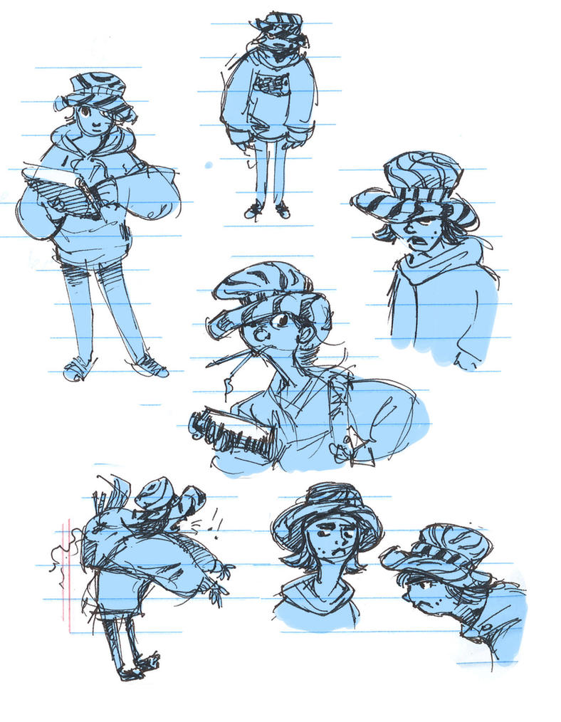 Cartoony Me by FablePaint