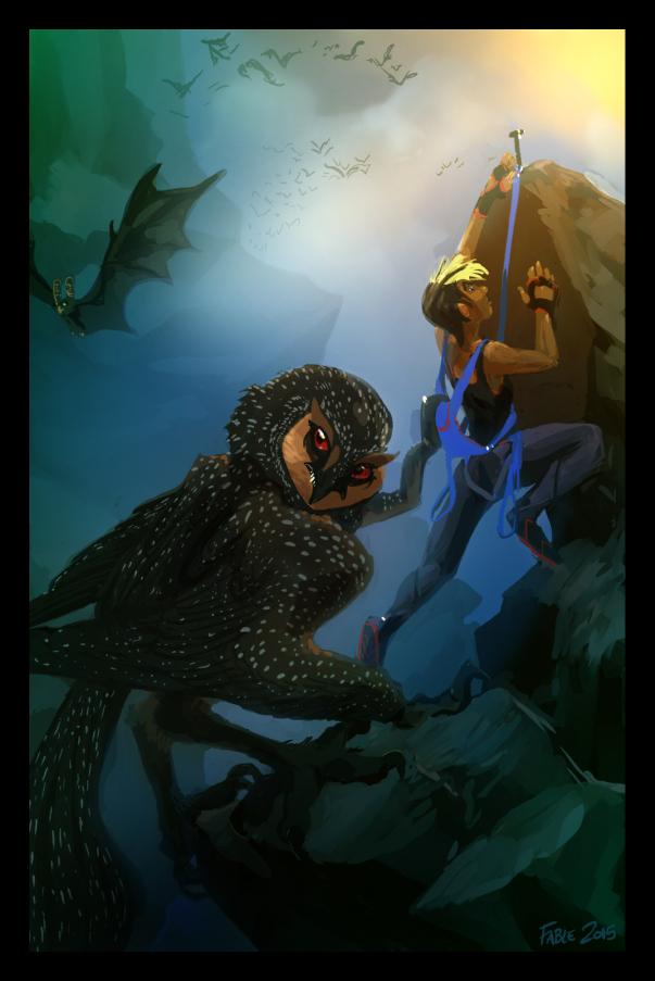 Bats by FablePaint