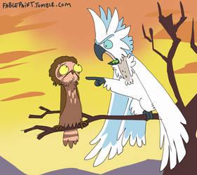 Rickmortybirds