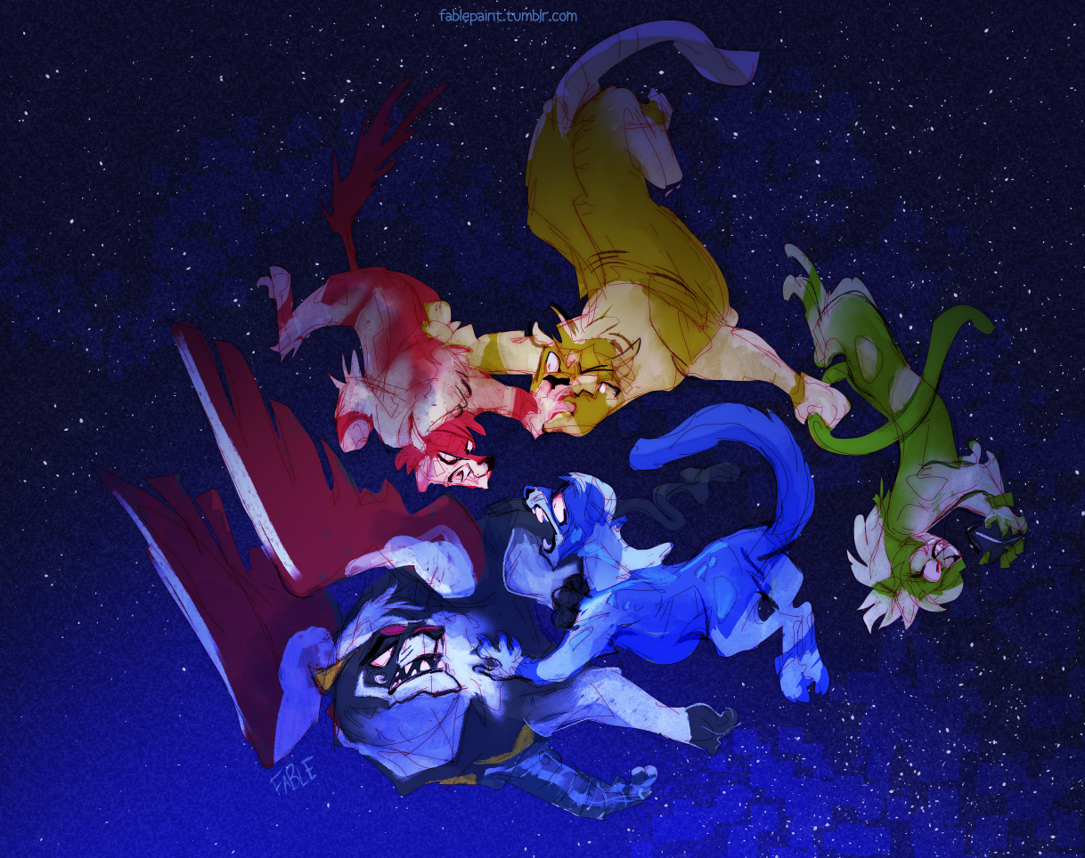 voltron by fablepaint on deviantart