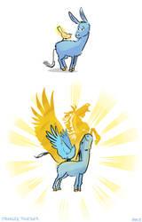 Pegasus by FablePaint