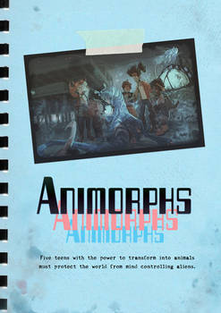 Animorphs Pitch (click link to view in full)