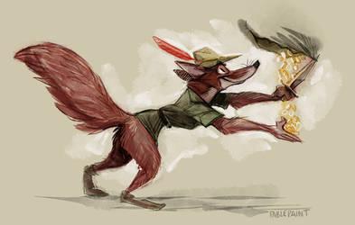 robinhood by FablePaint