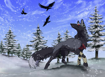 Inksplotch Winter by FablePaint