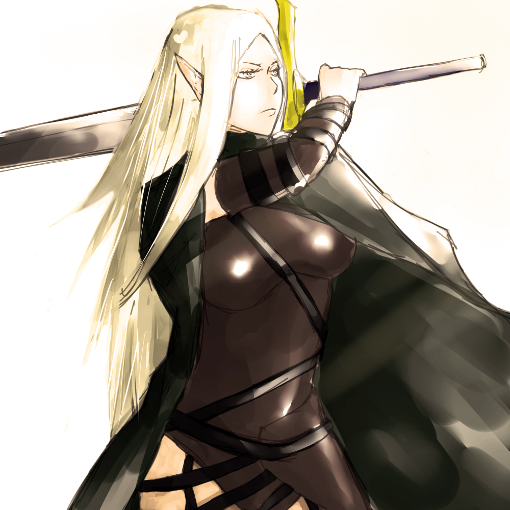 Claymore by jacksonso