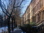 Bed-Stuy in the Snow