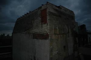 Door to Nowhere by celebdu