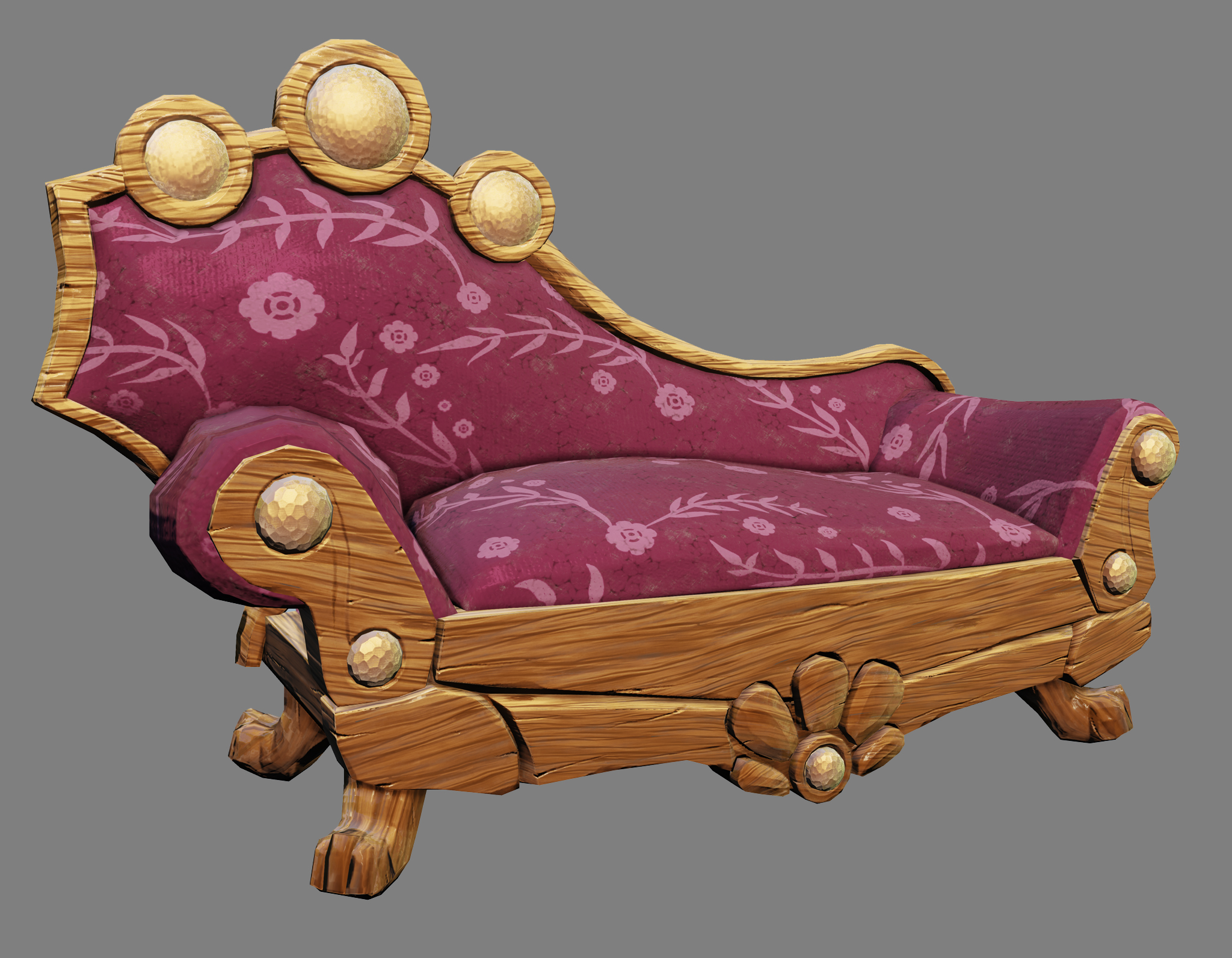 UDK Render 02 Fainting Sofa by dudealan2001 on DeviantArt