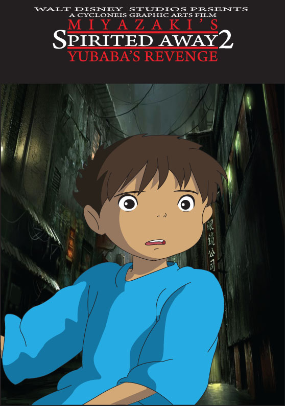 how to watch spirited away
